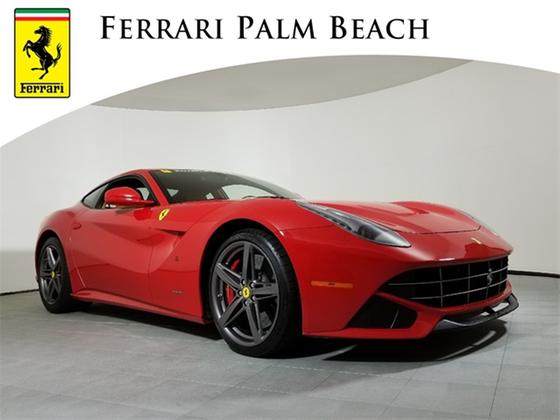 2013 Ferrari F12 Berlinetta:20 car images available