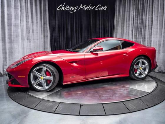 2013 Ferrari F12 Berlinetta:24 car images available