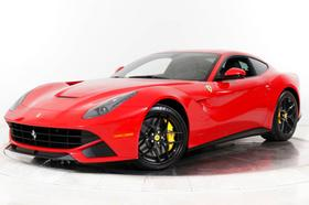 2017 Ferrari F12 Berlinetta:24 car images available