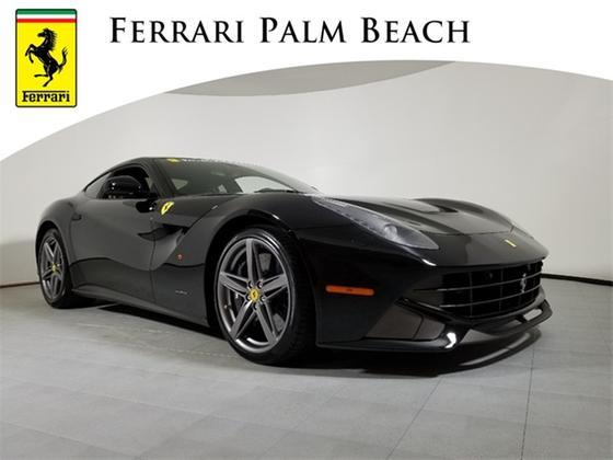 2016 Ferrari F12 Berlinetta:20 car images available