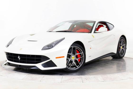 2017 Ferrari F12 Berlinetta:24 car images available