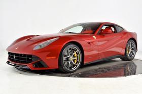 2016 Ferrari F12 Berlinetta:24 car images available