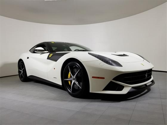 2017 Ferrari F12 Berlinetta:20 car images available