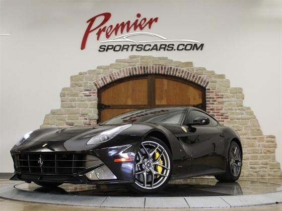 2014 Ferrari F12 Berlinetta:24 car images available