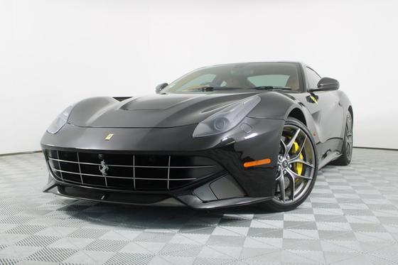 2017 Ferrari F12 Berlinetta:19 car images available