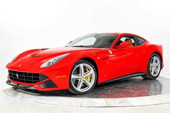 2015 Ferrari F12 Berlinetta:24 car images available