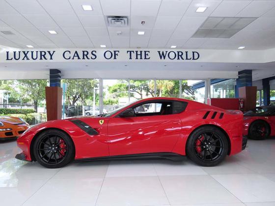 2016 Ferrari F12 TDF:24 car images available