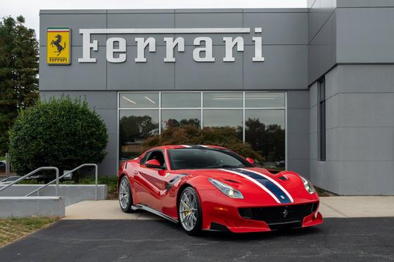 2017 Ferrari F12 TDF:24 car images available