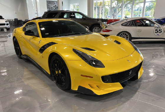 2017 Ferrari F12 TDF:9 car images available