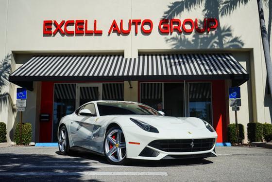 2015 Ferrari F12berlinetta :24 car images available