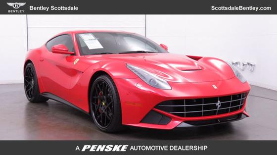 2014 Ferrari F12berlinetta :24 car images available