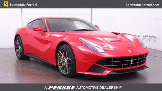 2016 Ferrari F12berlinetta :24 car images available