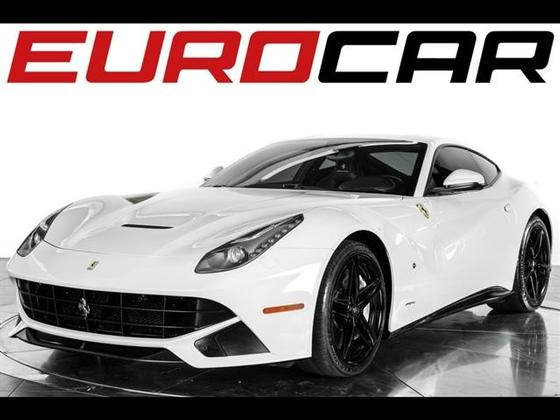 2014 Ferrari F12berlinetta :16 car images available