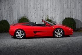 1997 Ferrari F355 :24 car images available