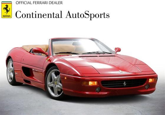 1999 Ferrari F355 :24 car images available