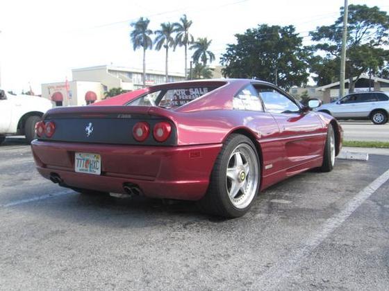 1995 Ferrari F355 Berlinetta