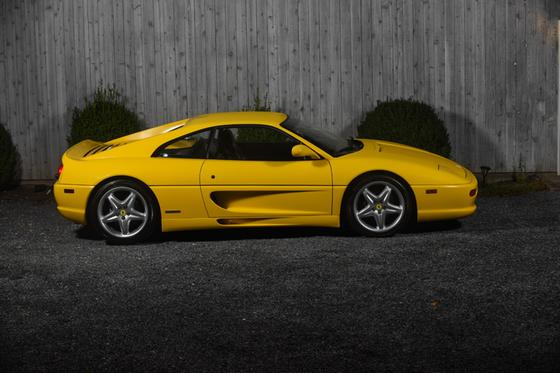 1996 Ferrari F355 Berlinetta:24 car images available