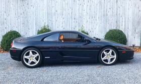 1997 Ferrari F355 Berlinetta : Car has generic photo