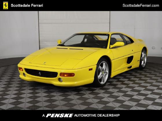 1998 Ferrari F355 Berlinetta:9 car images available