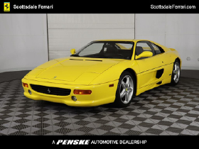 1998 Ferrari F355 Berlinetta:9 car images available