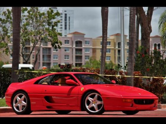 1995 Ferrari F355 GTB:24 car images available