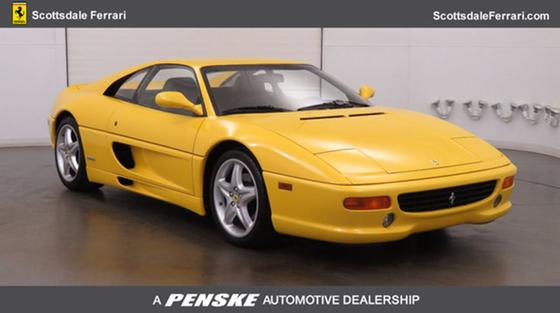 1998 Ferrari F355 GTB:24 car images available