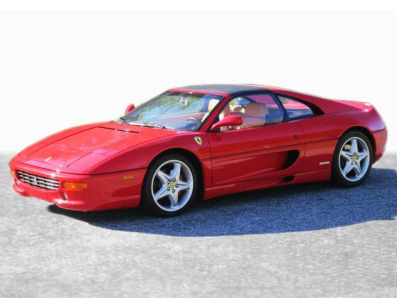 1999 Ferrari F355 GTS:24 car images available