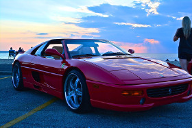 1996 Ferrari F355 GTS:9 car images available