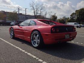 1996 Ferrari F355 GTS