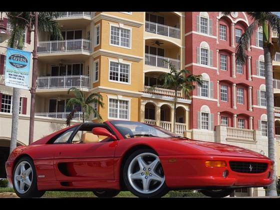 1996 Ferrari F355 GTS:24 car images available