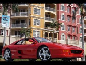 1996 Ferrari F355 GTS:24 car images available