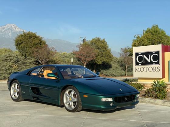 1995 Ferrari F355 GTS:10 car images available