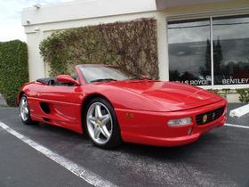 1999 Ferrari F355 Spider:12 car images available