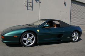 1995 Ferrari F355 Spider:22 car images available