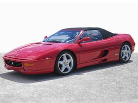 1997 Ferrari F355 Spider:24 car images available