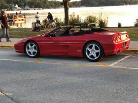 1997 Ferrari F355 Spider:6 car images available
