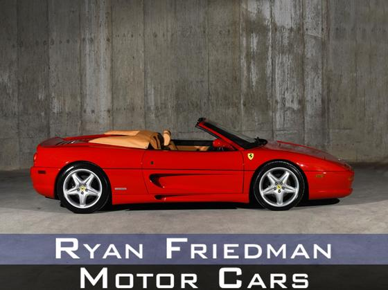 1996 Ferrari F355 Spider : Car has generic photo