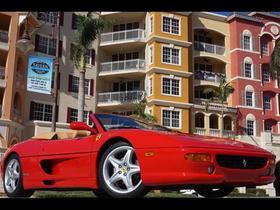 1996 Ferrari F355 Spider:24 car images available