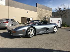 1999 Ferrari F355 Spider:16 car images available