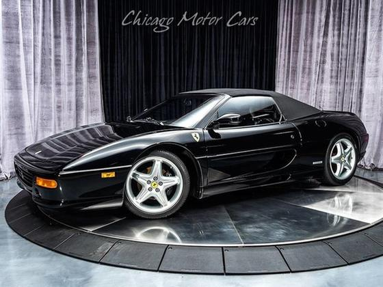 1997 Ferrari F355 Spider:24 car images available