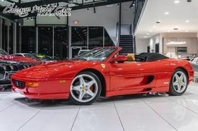 1999 Ferrari F355 Spider:24 car images available