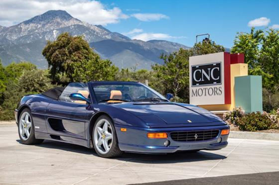 1995 Ferrari F355 Spider:24 car images available