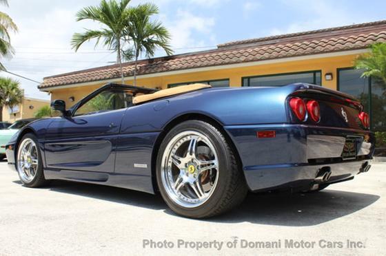 1997 Ferrari F355 Spider