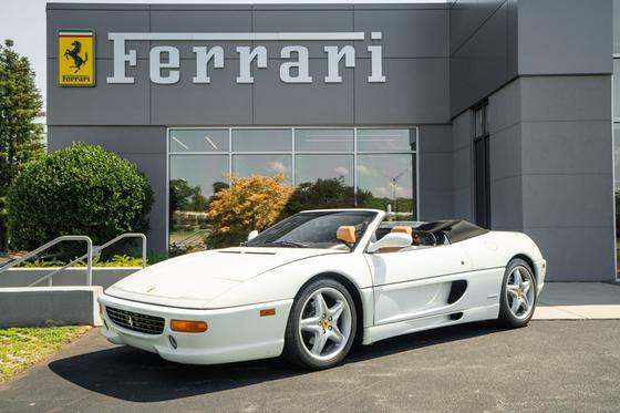 1998 Ferrari F355 Spider:24 car images available