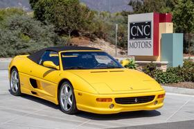 1998 Ferrari F355 Spider:24 car images available