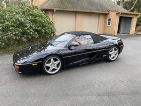 1997 Ferrari F355 Spider:17 car images available