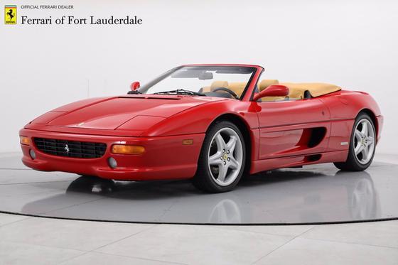 1999 Ferrari F355 Spider:24 car images available