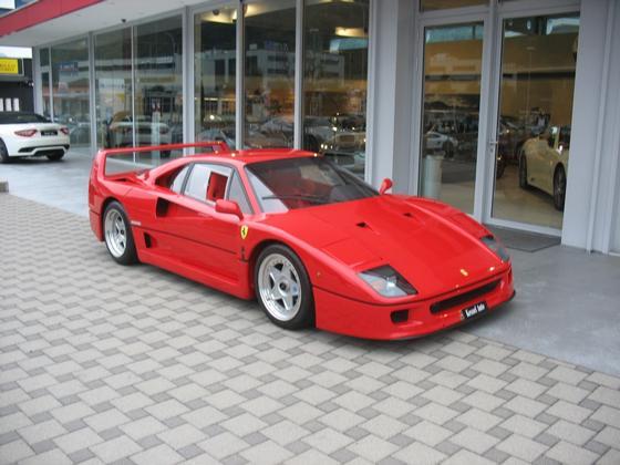 1990 Ferrari F40 For Sale in Switzerland, | Global Autosports