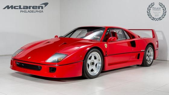1989 Ferrari F40 :24 car images available