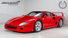 1989 Ferrari F40 :24 car images available